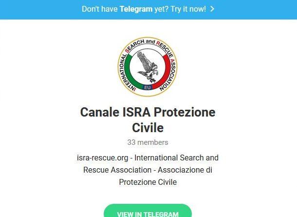 Iscriviti al nostro canale Telegram